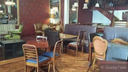 Inside The Spotted Mallard - MisMatched Furniture