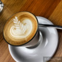Latte at The Petty Officer