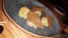 Chicken, Ginger, Cabbage and Crispy Skin
