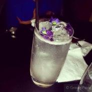Lavendar Gin Lemondate - Gin, Lemon Juice, Lavendar Syrup