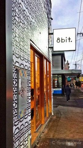 Outside 8bit