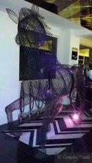 The Horse Sculpture
