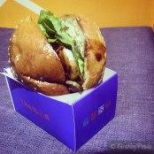 Tom Yum Goong Burger