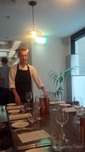 Head Chef - Ingo Meissner