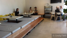 Indoor Tatami Mat Seating