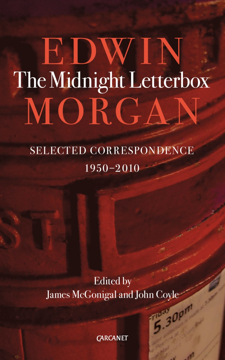 Direct and Spontaneous Testimony Edwin Morgan The Midnight Letterbox  Glasgow Review of Books