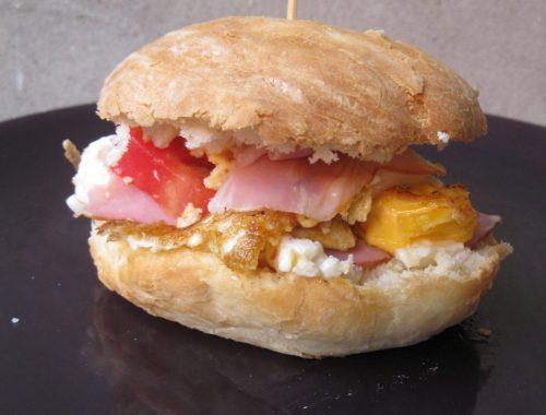 феноменални сендвич