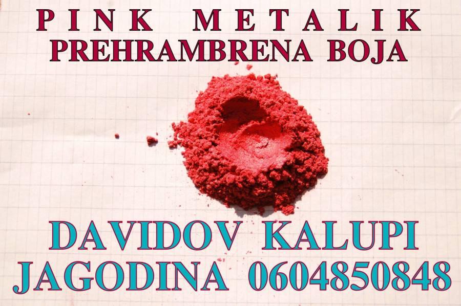 Давидов прехрамбене боје и калупи Јагодина 0604850848