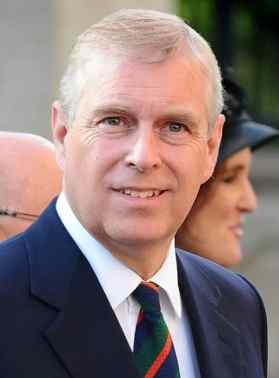 Prince Andrew Biography