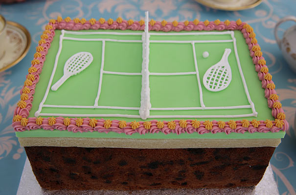 Marys Tennis Cake  Technical Challenge  The Great