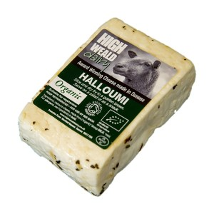 Sussex Organic Halloumi Cheese