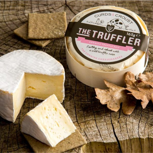 The Truffler Box Brie