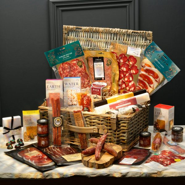 Charcuterie Lovers Gift Set Luxury