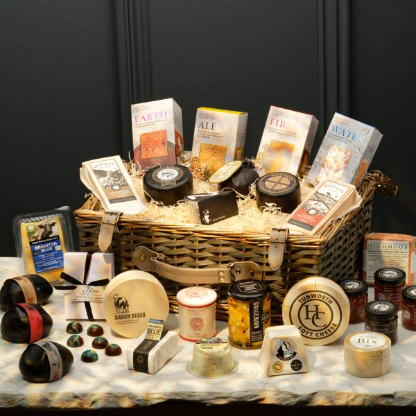 The Cheese Lovers Luxury Gift Set