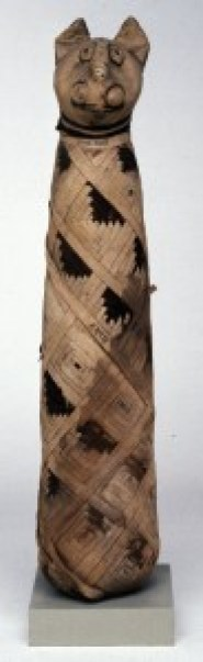 Cat Mummy Roman Period