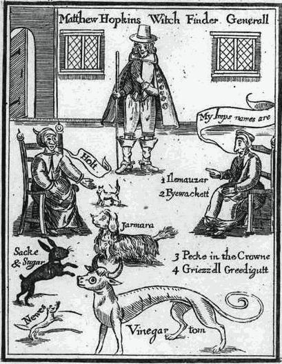 Matthew Hopkins Witchfinder