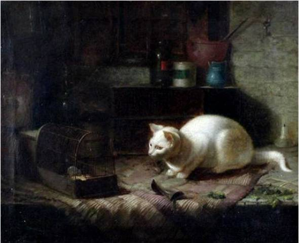 Stalking Horatio Henry Couldery Private Collection