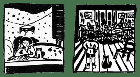Balthus and Mitsou