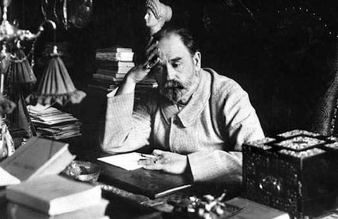 cats and french writers emile zola