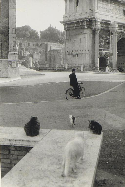 Henri Cartier-Bresson Rome 1959