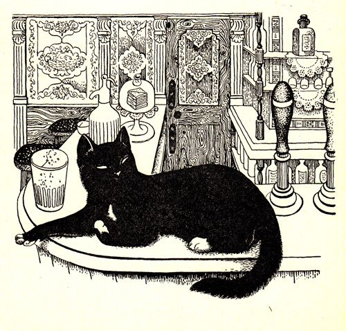 Illustration by Eileen Mayo from 'Johnnie Poothers' by Charles Odger