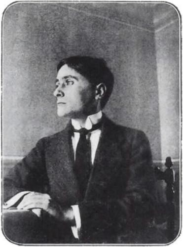 Jean Metzinger photo 1913