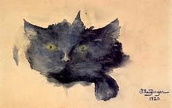 J Metzinger The Cat 1920