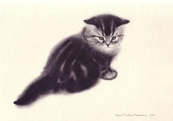 C. Turlay Newberry, Peter the Kitten