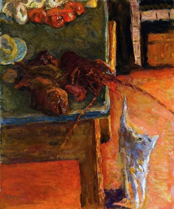 Pierre Bonnard - The Bouillabaisse 1910
