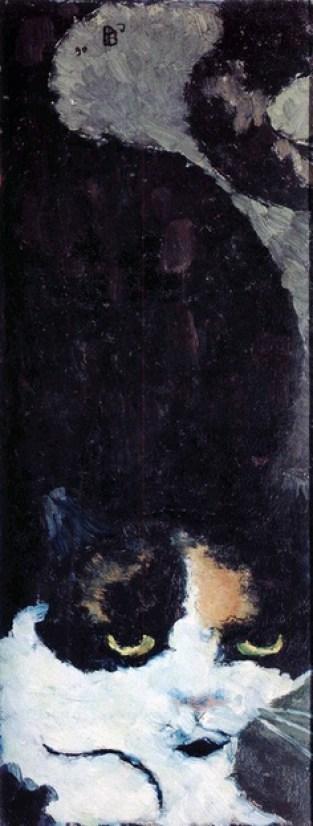 The Cat, P. Bonnard