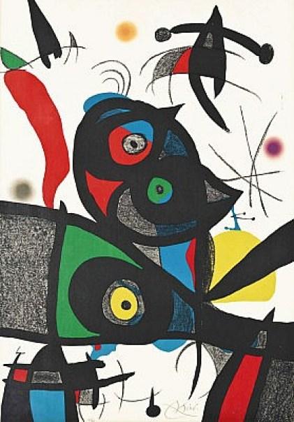 Joan Miro, Cat 2