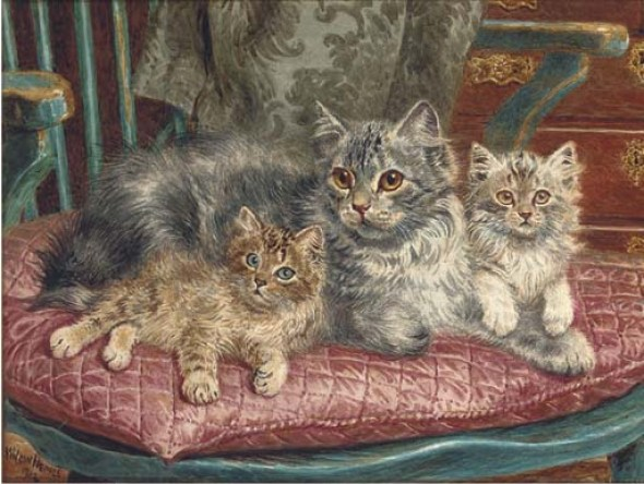 The Happy Family, Wilson Hepple