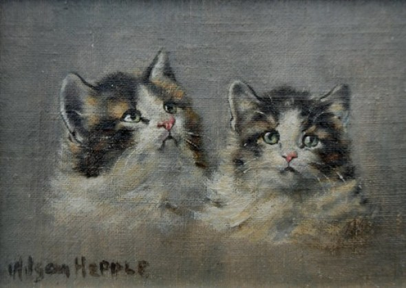 Wilson Hepple, The Kittens