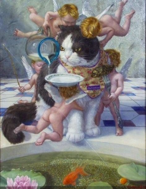The occupation of a cat 2010 Tokuhiro Kawai