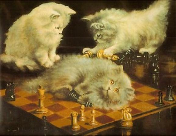 Checkmate, Agnes Augusta Talboys