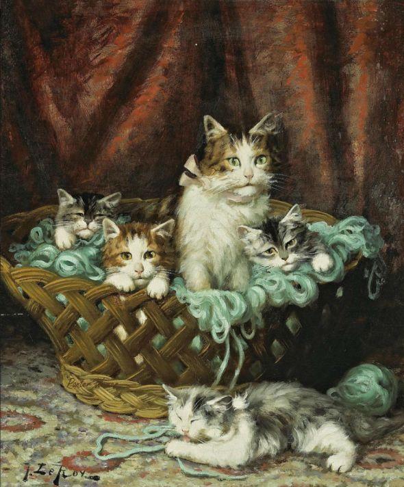 Jules Gustave Le Roy, A Soft Place
