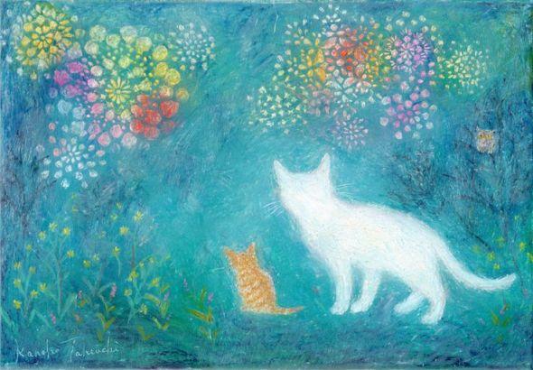 Summer Cat Memories, Kanoko Takeuchi