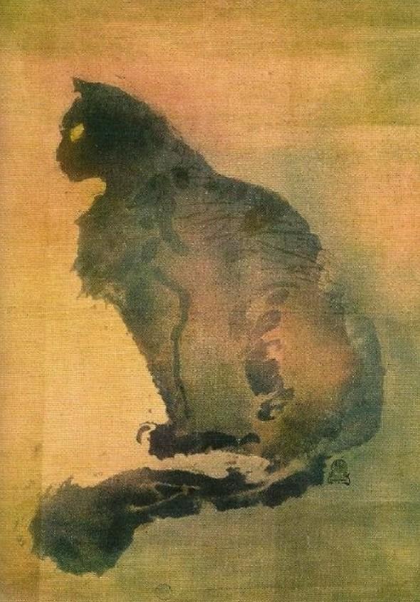 Black Cat, Theophile Steinlen