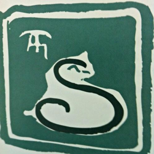 Theophile Steinlen, cat logo