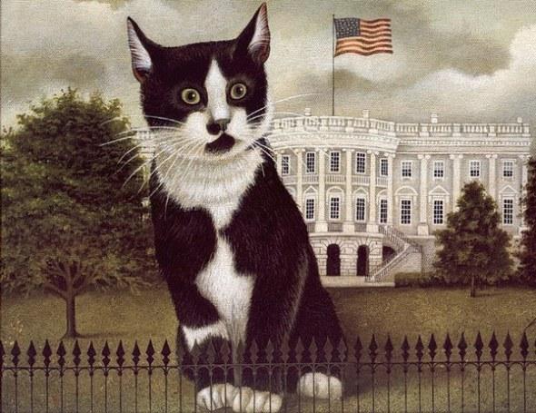 White House Cat, Lowell Herrero