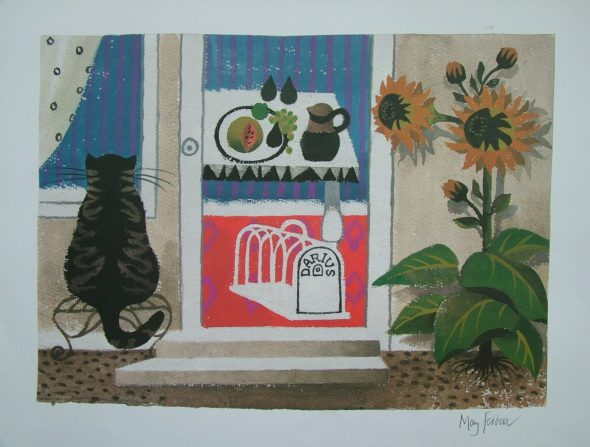 Motley Takes Over, Mary Fedden