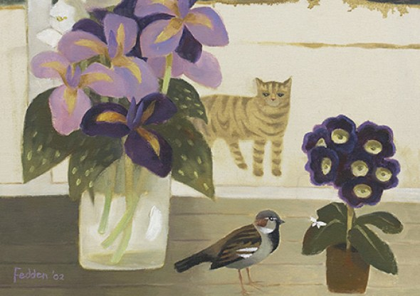 The Stalkers, Mary Fedden