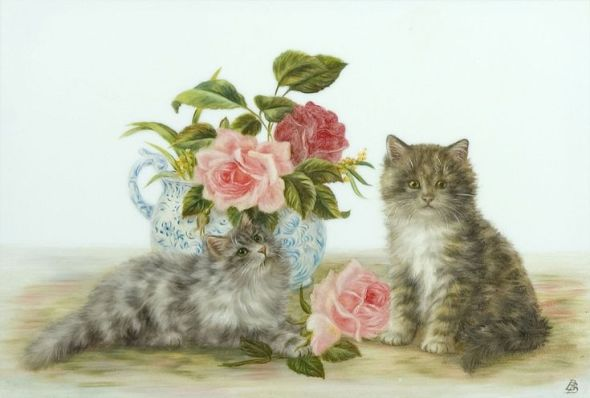 Roses and Kittens