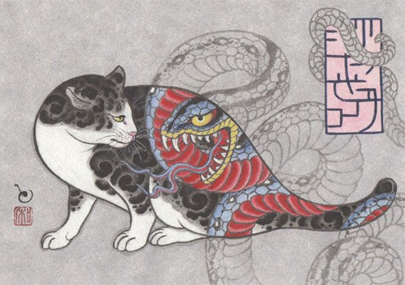 Kazuaki Horitomo Kitamura, Monmon Cats 21