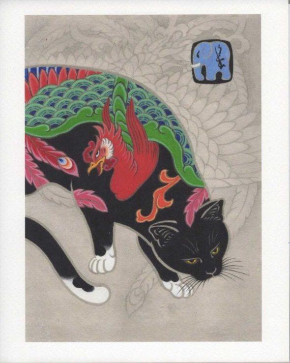 Kazuaki Horitomo Kitamura, Monmon Cats 29