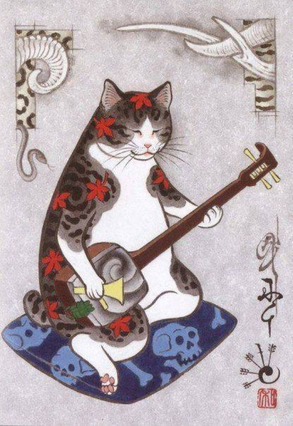 Kazuaki Horitomo Kitamura, Monmon Cats 37