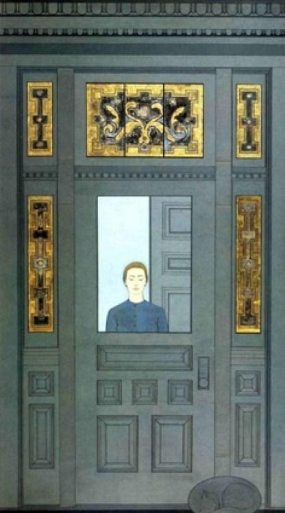 The Doorway, Will Barnet