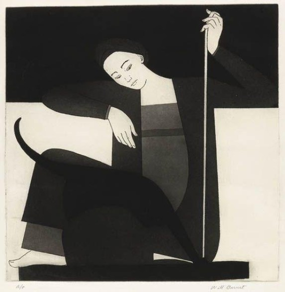 Will Barnet, Playing with String