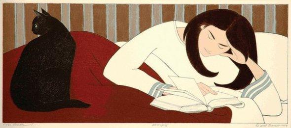 Will Barnet, Reading