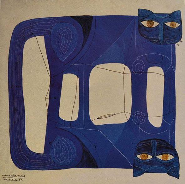 Carlos Páez Vilaró, Blue Cat